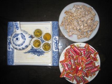 Thành Nam, thương nhớ kẹo Sìu Châu